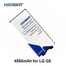 Hsabat 4550 мАч Батарея для LG G5 BL-42D1F H850 H820 H830 H831 H840 H868 H860N H860 LS992 US992 F700L F700S F700k VS987(China)