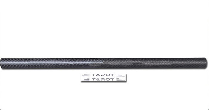 F05521 Tarot 423.5 MM Dia 25mm 3 K Fiber De Carbone Tube Boom TL96012 Pour monté En rack T960 Cadre Kit
