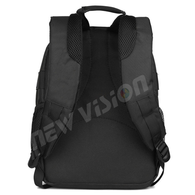 Camera Backpack DSLR SLR Camera Bag Camera Case Waterproof Bag, Multi-functional Digital DSLR Camera Video Bag