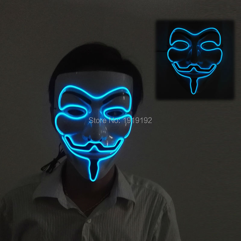 For vendetta el wire Cosplay Mặt Nạ MASK Trang Phục Anonymous mask ...
