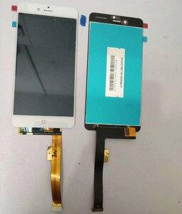 Image 3 - מקורי נבדק AAA 5.2 אינץ LCD תצוגה + מסך מגע Digitizer עצרת Smartphone החלפת ZTE nubia Z11 מיני S NX549J