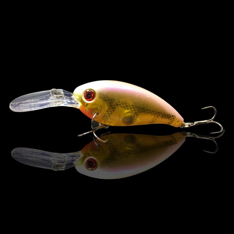 1Pcs 10cm/14g  hard bait fishing Wobbler Artificial Crank Bait Bass trout Lure pike trolling pesca minnow tackle 4