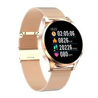 2019 Newwear Q9 1.2 IPS Big Screen Smart Watch Waterproof HR Sensor Blood Pressure Monitor Fashion Fitness Smartwatch Men Women