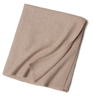 top grade100% goat cashmere women new fashion thick scarfs shawl pashmina light brown 70x180cm 270g