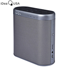 iDeaUSA W205 2.4GHz WiFi Bluetooth Speaker HiFi Stereo Sound 4400mAh battery Wi-fi Airplay Speaker managed by iDeaHome App