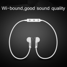 Bluetooth Headset Wireless Earphone Bluetooth Earpiece Sport Running Stereo Earbuds for iPhone 7 6 5Plus Android phone