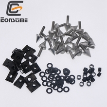 Buy Spike Fairing Bolts Screws Washers Kit For Yamaha YZF R1 2000 2001 directly from merchant!