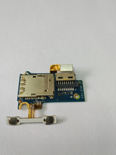 Used 100 NO 1 S7 sim card slot small board repair replacement accessories for NO 1