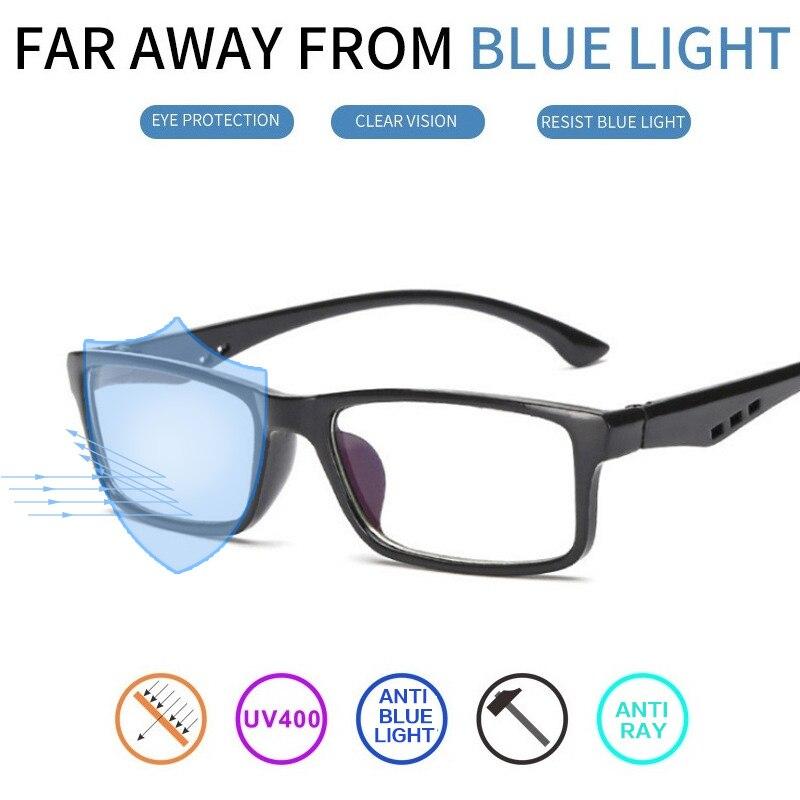 11424ccbeba72 Vazão Óculos de Computador Homens Mulheres Anti Luz Azul Ray Bloqueio Radiação  Óculos para o Trabalho