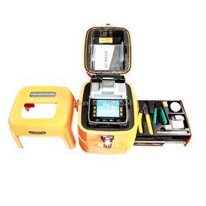 Image 5 - SM&MM Fully Automatic FTTH Fiber Optic Splicing Machine Optical Fiber Fusion Splicer