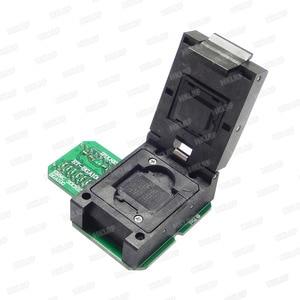 Image 4 - BGA100 מיוחד EMMC מתאם עבור RT809H מתכנת RT BGA100 01 שקע מקורי חדש משלוח חינם