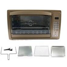 DMWD 30L удаленного Управление смарт электрический духовка печь бытовая духовка жареная курица яичный пирог Печь для тортов Пиццайоло бытовая техника для кухни