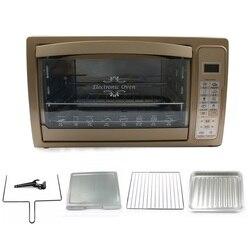 DMWD 30L Controle Remoto Inteligente Casa electrico Forno Frango Assado Forno de Ovo Tart Bolo Máquina De Assar Pizza Maker