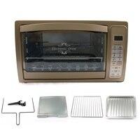 DMWD 30L Remote Control Smart Electric Oven 220V Household Oven Roast Chicken Egg Tart Cake Baking Machine Pizza Maker