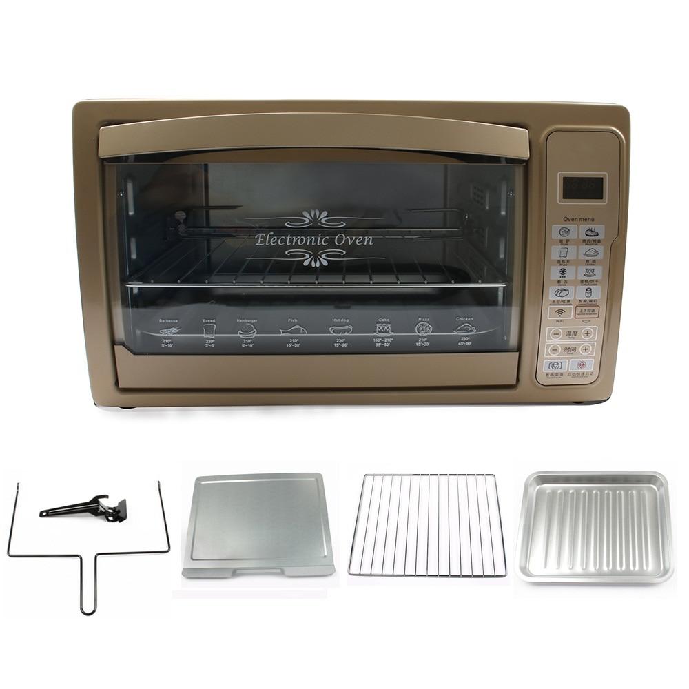 DMWD 30L télécommande four électrique intelligent 220V four domestique rôti poulet oeuf tarte gâteau Machine de cuisson Pizza fabricant