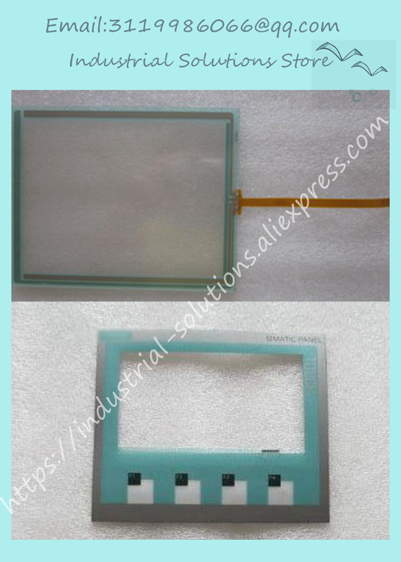 KTP400 6AV6647-0AA11-3AX0 KTP 400 keypad membrane Touch screen new touch glassKTP400 6AV6647-0AA11-3AX0 KTP 400 keypad membrane Touch screen new touch glass