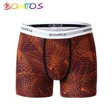 66dc0c6c5 Bonitos top marca underpants homens underwear boxers shorts homens de  algodão boxer sólidos cuecas dos homens macios cueca cueca.
