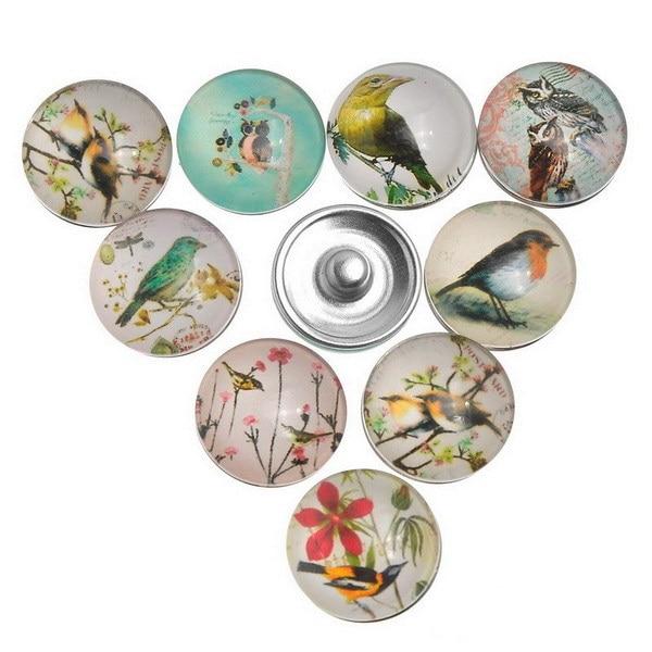 Lindo Botones De Pato-botón de caña opción de 4 colores y cantidades