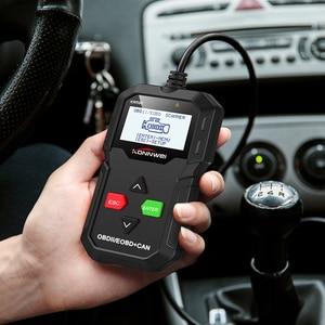 Image 5 - KONNWEI KW590 OBD2 EOBD יכול קוד Reader אבחון סורק אוטומטי סורק רכב אבחון כלי רכב סורק עבור אוטומטי Obd 2 כלים