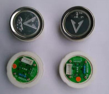 Elevator Push Buttons with Braille BA530/ A4J13390/ A4J13389A2
