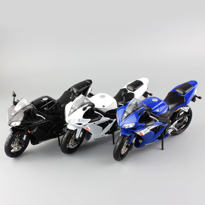 Yamaha Supercross YZF R1 Model Toy Motorcycle 2
