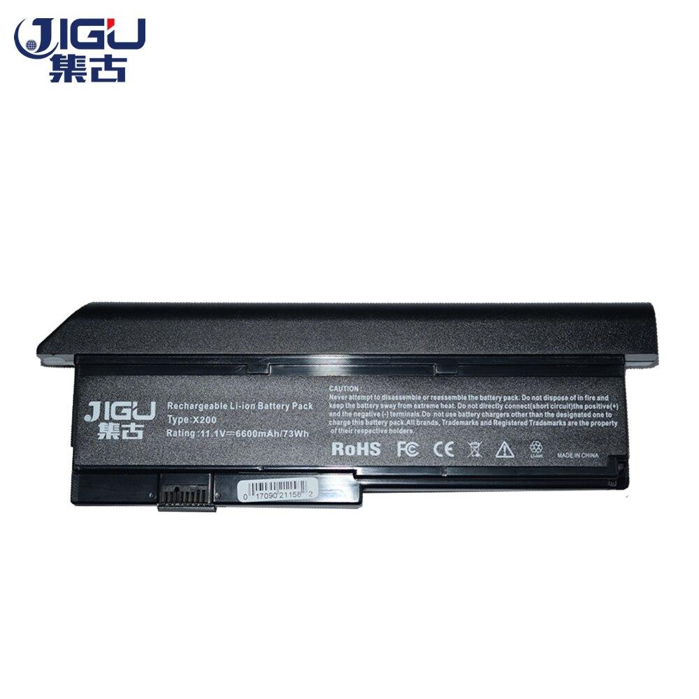 JIGU Laptop Battery For IBM Lenovo ThinkPad X200 X200s X201 X201S X201i 42T4834 42T4835 43R9254 43R9255 42T4537 42T4541