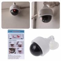 Поддельный манекен наружная водостойкая камера видеонаблюдения флэш-купольная камера видеонаблюдения