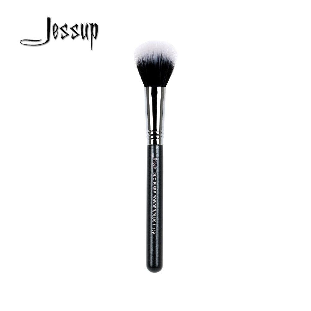 Jessup High Quality Materials Professional Face brush Makeup brushes Duo Fibre Powder/Blush 159