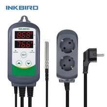 Inkbird ITC 308 ความร้อนและCooling Dualรีเลย์อุณหภูมิController, Carboy,หมัก,เรือนกระจกTerrariumอุณหภูมิควบคุม