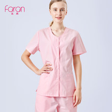 0c76cb8a376 ANNO Nursing Scrubs Medical Uniforms Set For Women Doctor Surgical Medical  Clothing Body Scrub Suit Include Shirt Pant.