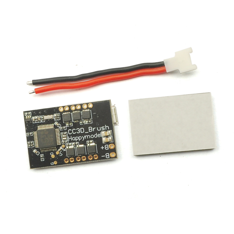 CC3D_BRUSH Brushed Flight Controller Board PWM PPMB SBUS for 90 120 125 Coreless Tiny Indoor Quadcopter Racing Drone F19126