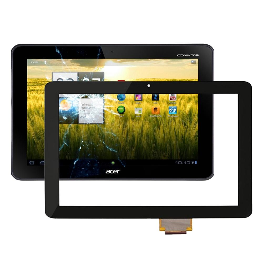 For Acer Iconia Tab A200  LCD Display Screen With Touch Panel Digitizer Glass Sensor Assembly