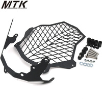 MTKRACING For KTM 1190R 1190 Adventure 1290 1050ADV 1090ADV 1290S ADV modification Headlight Grille Guard Cover Protector