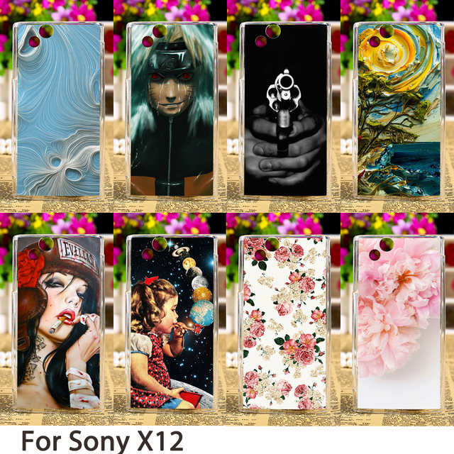 TAOYUNXI Phone Cases For Sony Ericsson Xperia Arc S X12 LT15i LT18i 4.2 inch Cases Cool Hard Back Covers Skin Hood Bags