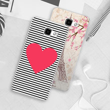 Soft TPU cover for samsung galaxy A3 2016 Patterned Fashion Silicone Phone Case for samsung galaxy A3 A5 Animation