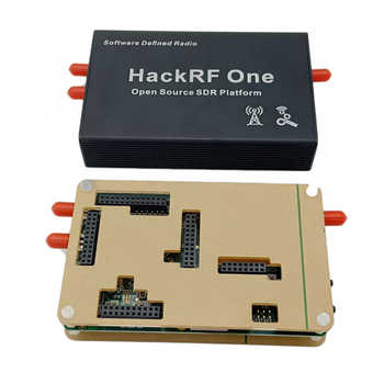 HackRF One SDR Software Defined Radio 1MHz to 6GHz Mainboard Development board kit