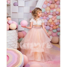 c3bed11d3ab2c Buy flower girl dress 2 piece and get free shipping on AliExpress.com