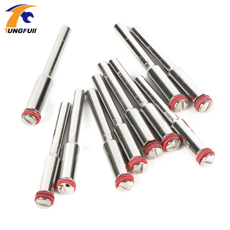 Tungfull Abrasive Tools Polishing Wheels Dremel Accessories For Rotary Tools Cutting Discs Mandrel Power Tool Woodworking