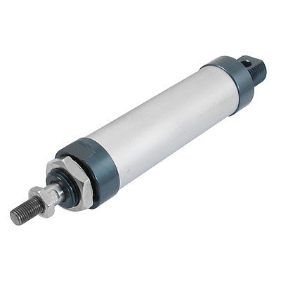 Dual Action Single Male Thread Rod 1MPa 32 x 75 Pneumatic Gas Air Cylinder настенно потолочный светильник kolarz mikado 0296 u12 5 ww