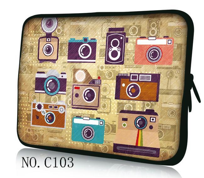 Camera Laptop Notebook Sleeve Bag Case for 7 9.7 10.1 12 13 13.3 14 14.1 15 15.6