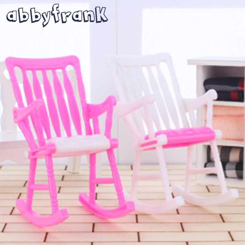 Nice Abbyfrank 3Pcs/Set Doll Furniture Chair Accessories For Doll House DIY  Fashion Doll Furniture Baby Doll Accessories Girls Toys