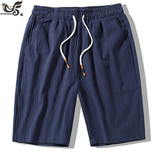 XIYOUNIAO plus size L~7XL 8XL Summer New Casual Shorts Men Cotton Sim