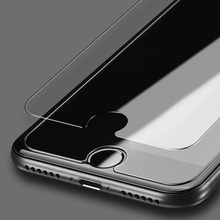 9H Front Back Tempered Glass For iPhone 6 6S 8 7 Plus 5 55 SE Film Screen Protector Glass For iPhone X XS Max XR Protective Film стоимость