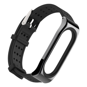 Image 3 - For Xiaomi Mi Band 3 Bracelet Strap Miband 3 Sports wristband Replacement strap For original Xiaomi Mi Band 3 Youth Strap