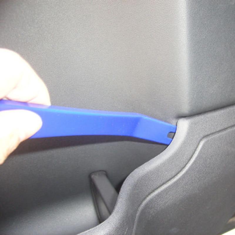 7 шт. набор инструментов для удаления автомагнитолы, автоматический дверной зажим, панель, инструмент для удаления, инструмент для салона автомобиля, радио, аудио установщик