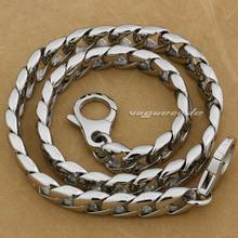 14″ ~ 36″ 316L Stainless Steel Mens Biker Rocker Punk Wallet Chain 5L019WC