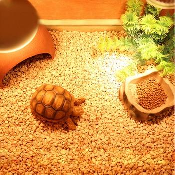 Pet Reptiles Corn Cob Coarse Substrate Bedding for Lizards Gecko Tortoises Pet Terrarium Amphibians Bedding Accessories 1