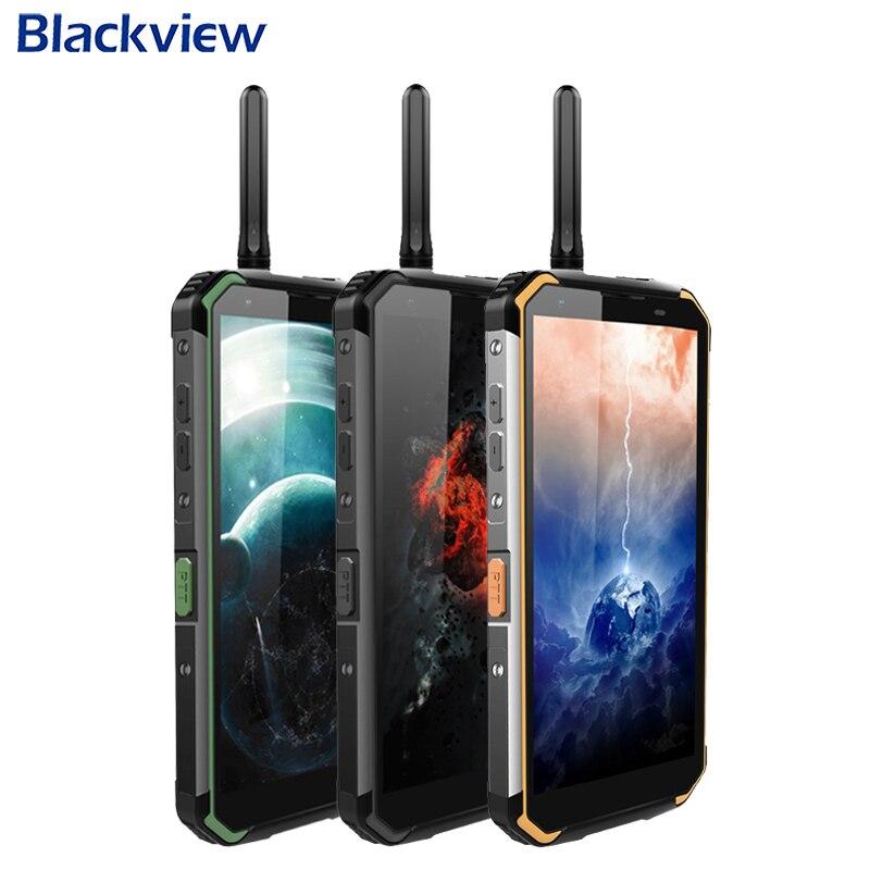 Blackview BV9500 PRO IP68 téléphone portable étanche 5.7 pouces 6 GB RAM 128 GB ROM MT6763T Octa Core Android 8.1 10000 mAh NFC Smartphone