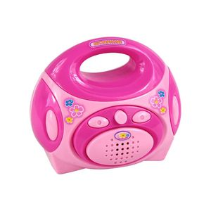 Early Education Dummy Household Play Gift Children Kid Boy Girl Mini Cute Lovely Kitchen Electrical Appliance Radio Toys