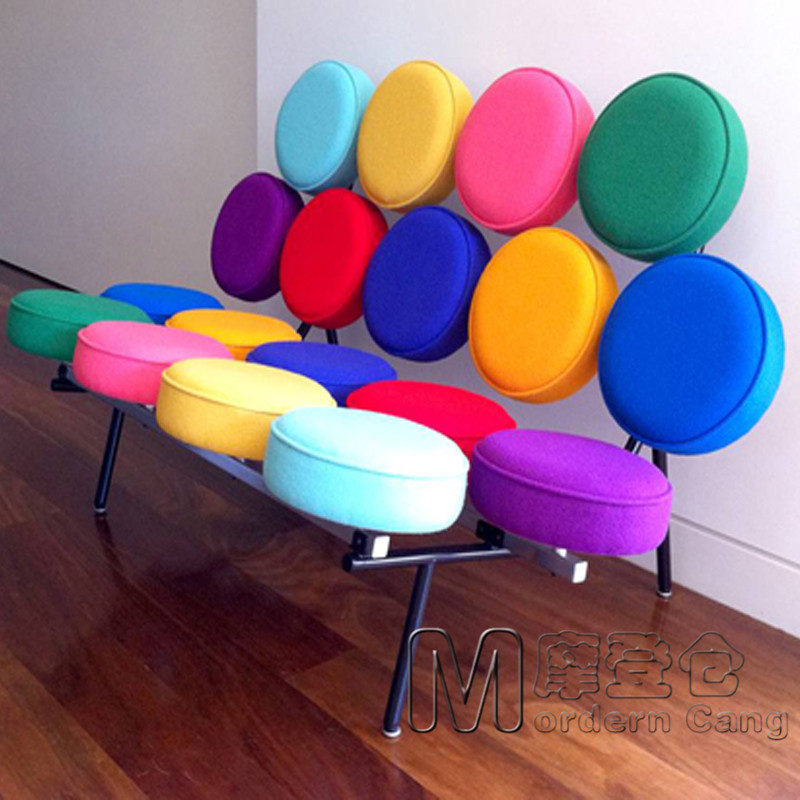 Marshmallow Sofa Unit Sunflower Design Living Room Sofa Couch Nelson Marshmallow  Sofa In Hotel Sofas From Furniture On Aliexpress.com | Alibaba Group